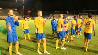 Croky cup: l'Union recevra Knokke au stade Mariën en 8e de finale