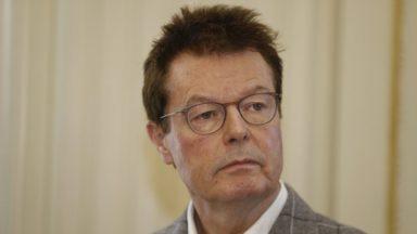 Johan Van den Driessche arrêtera la politique après mai 2019