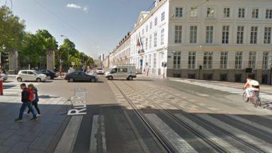 Un accident impliquant un véhicule de police fait 7 blessés dans le centre de Bruxelles