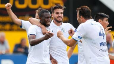 Football : l'Union Saint-Gilloise (1-3 à Westerlo) tient sa première victoire