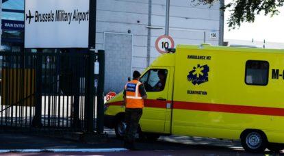 Ambulance Reine Paola Melsbroeck - Belga Nicolas Maeterlinck