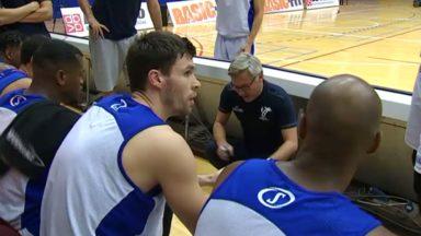 Basket-ball : le Basic-Fit Brussels dévoile ses nouvelles ambitions pour sa 6e saison parmi l'élite