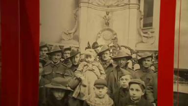 """""""Au-delà de la grande guerre"""", l'exposition qui illustre la reconstruction de la Belgique après 1918"""