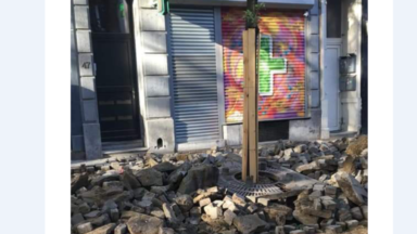 Réaménagement de la rue de l'Argonne à Saint-Gilles : le coup de gueule d'un commerçant