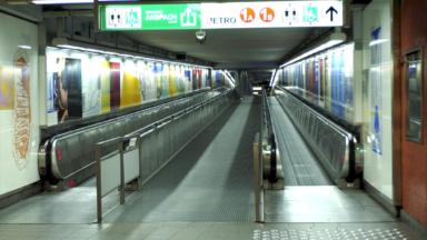 Plusieurs personnes souffrantes après avoir pris le métro pour une raison inconnue