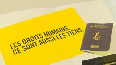 Un parcours sur les droits humains aux Musées royaux des Beaux-Arts à Bruxelles