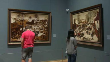 Pour fêter le 450e anniversaire de la mort de Bruegel, un livre présenté… et c'est à peu près tout à Bruxelles