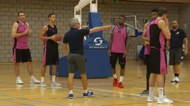 Basket : des tribunes clairsemées lors du  Fan Day organisé vendredi par le Brussels