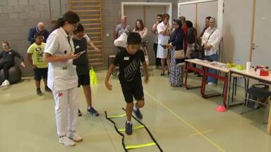 Du sport sous accompagnement médical pour les enfants diabétiques