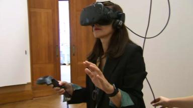 Klimt's Magic Garden : une promenade virtuelle dans l'univers de Gustav Klimt à BOZAR