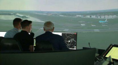 Centre de formation Contrôleur Aérien - Belgocontrol - BX1
