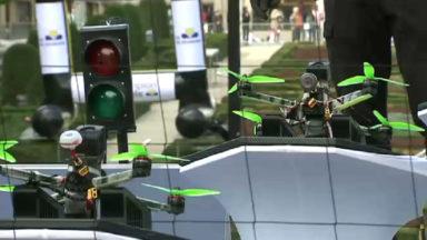 La Drone Champions League revient à Bruxelles