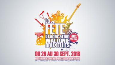 Fête de la Fédération Wallonie-Bruxelles: une programmation 100% féminine