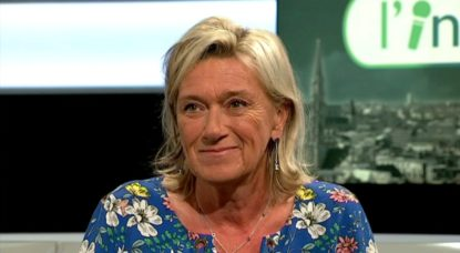 Françoise Bertieaux - Interview Face 03092018