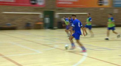 Futsal - Basic-Fit Brussels Anneessens 25 - BX1