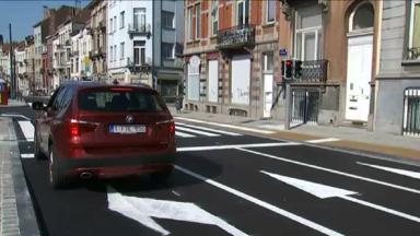 """Inauguration du """"nouveau"""" boulevard Général Jacques"""