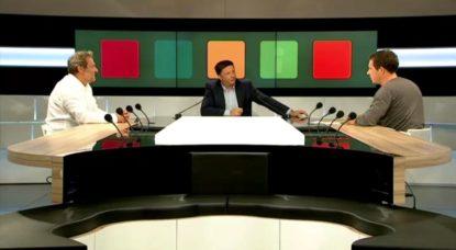 Interview - Alexandre Penasse et Fiorenzo Molino - 26092018