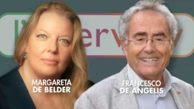 L'Interview: Face à face électorale entre Margareta De Belder, tête de liste N-VA et Francesco De Angelis, tête de liste Citoyen d'Europe Uccle