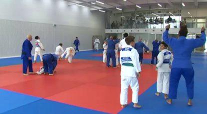 Judo - Crossing Schaerbeek - Dojo Helmet