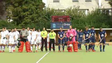 Hockey sur gazon : l'Orée se fait rejoindre dans le final par le Beerschot (2-2)
