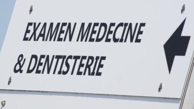 454 candidats ont réussi l'examen d'entrée en médecine et dentisterie de septembre