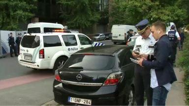 Bruxelles : un policier poignardé au parc Maximilien