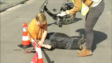 La Croix-Rouge à Bruxelles et Messancy pour sensibiliser aux premiers secours