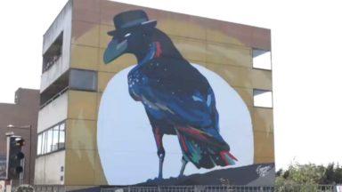 Le bus du Parcours Street Art dévoile les plus belles œuvres urbaines de Bruxelles