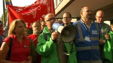 """Action syndicale: """"Tout augmente sauf nos salaires : ça suffit!"""""""