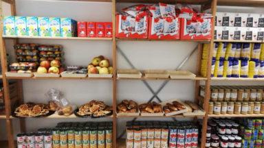 Bruxelles-Ville: une nouvelle épicerie sociale au Botanique pour les étudiants en difficulté