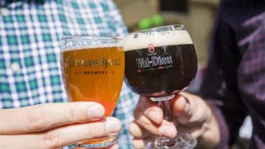 La bière sera à la fête ce week-end sur la Grand-Place