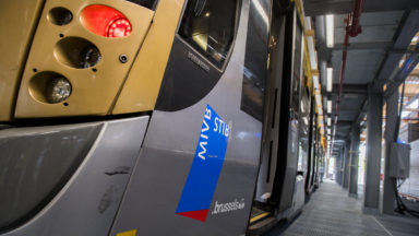 12 accidents par jour impliquent la Stib