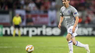 Anderlecht et le Standard en quête de rachat pour le premier 'Super Sunday' de la saison
