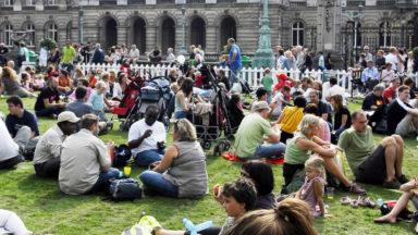 Environ 74.000 Bruxellois ont flâné à Bruxelles Champêtre