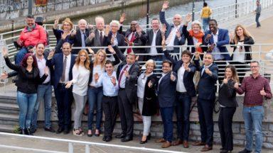 Communales 2018 : la liste cdH-CD&V+ souligne son bilan à Molenbeek et présente ses projets