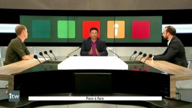 """Face à face électoral entre Défi et PTB à Saint-Gilles: """"Notre plus grand désaccord porte sur le logement"""""""