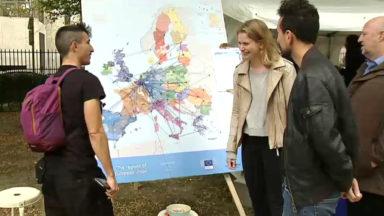 Jubel : premier festival européen de la démocratie à Bruxelles