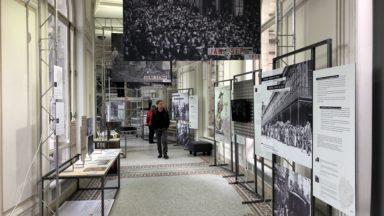 Le BELvue Museum présente une expo sur la libération de Bruxelles en novembre 1918
