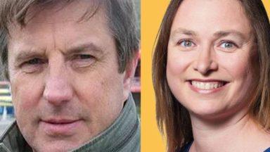 Face à face électoral entre Sara Rampelberg (N-VA) et Charles-Henri Dallemagne (Les Démocrates)