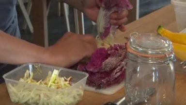 La fermentation, méthode de conservation historique, revient dans les cuisines durables