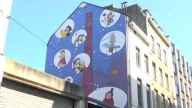 Fresques BD, maisons de collectionneurs, … : le patrimoine à l'honneur ce week-end à Bruxelles