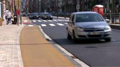 Fin des travaux sur le boulevard Général Jacques, la circulation reprend normalement