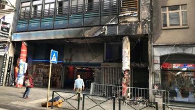 Nouvel incendie à Matonge à proximité du cinéma Vendôme