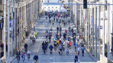 Bruxelles et Paris prônent une journée européenne sans voiture
