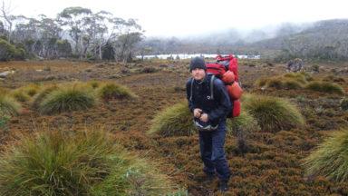 Un Bruxellois accomplit la première traversée en autonomie complète de la Tasmanie en hiver