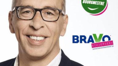 Schaerbeek: Michel De Herde 3e sur la liste LB