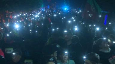 La nuit du sport à Bruxelles : la pluie n'a pas freiné les 5500 coureurs et autres athlètes