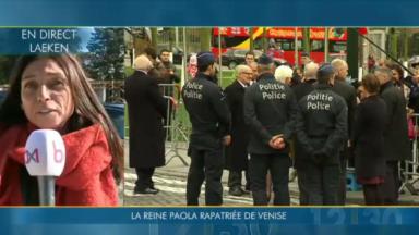 La reine Paola aurait été victime d'un AVC à Venise: elle sera rapatriée en Belgique cet après-midi