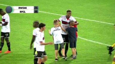 RWDM-RFC Liège : 1-0, première victoire de la saison pour les Molenbeekois