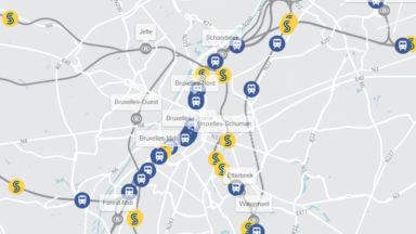 Train Map : une carte en ligne pour suivre la circulation des trains en temps réel
